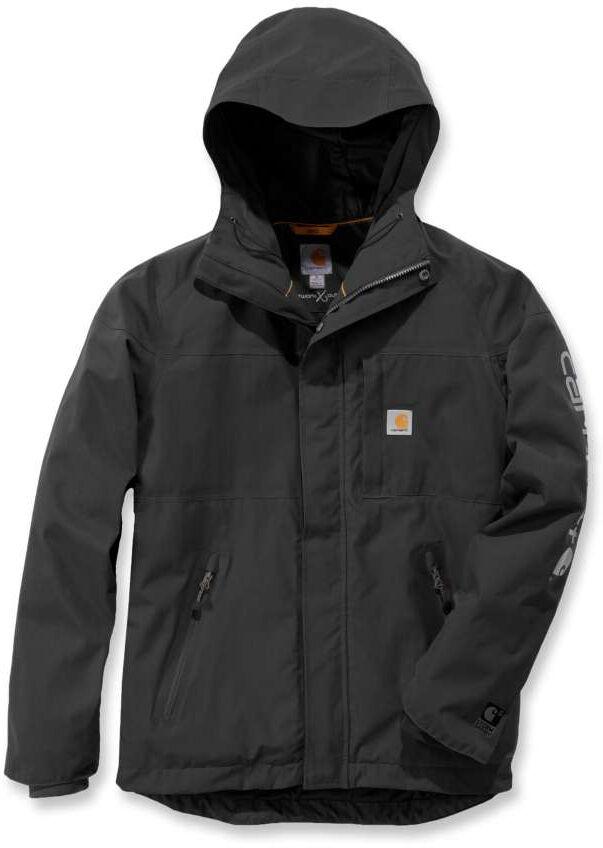 Carhartt Storm Defender Fishing Jacket Black S