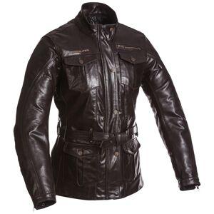 Segura Lady Havana Ladies Leather Jacket Brown 38