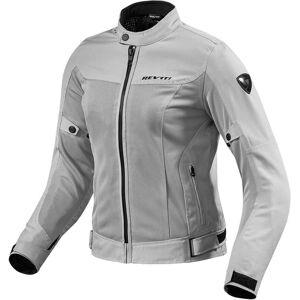 Revit Eclipse Ladies Textile Jacket Silver 44