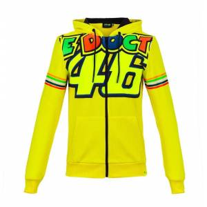 VR46 The Doctor 46 Hoody Yellow XS