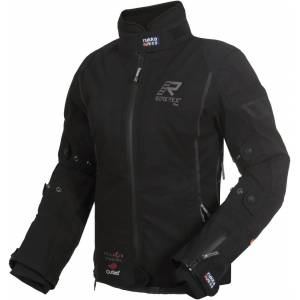 Rukka Spektria Gore-Tex Ladies Motorcycle Textile Jacket Black Grey 40