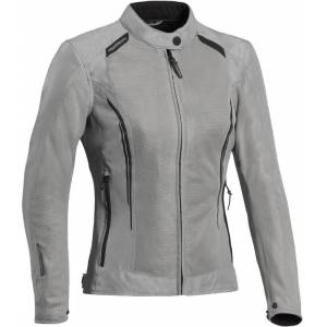 Ixon Cool Air Ladies Motorcycle Textile Jacket Beige M