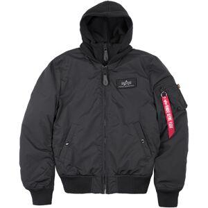 Alpha Industries MA-1 D-Tec BN Ladies Jacket Black M