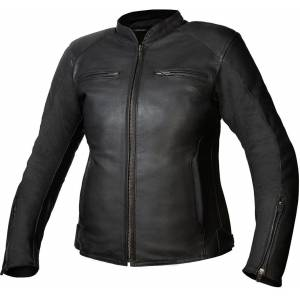 Rebelhorn Runner II Ladies Motorcycle Leather Jacket  - Size: Extra Small