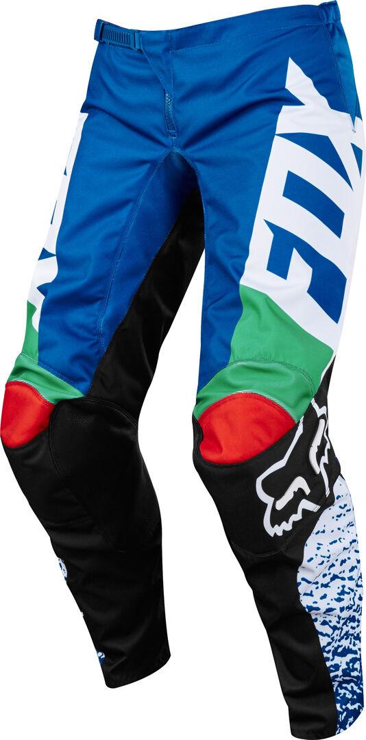 FOX 180 Women´s Motocross Pants Black Blue M 32