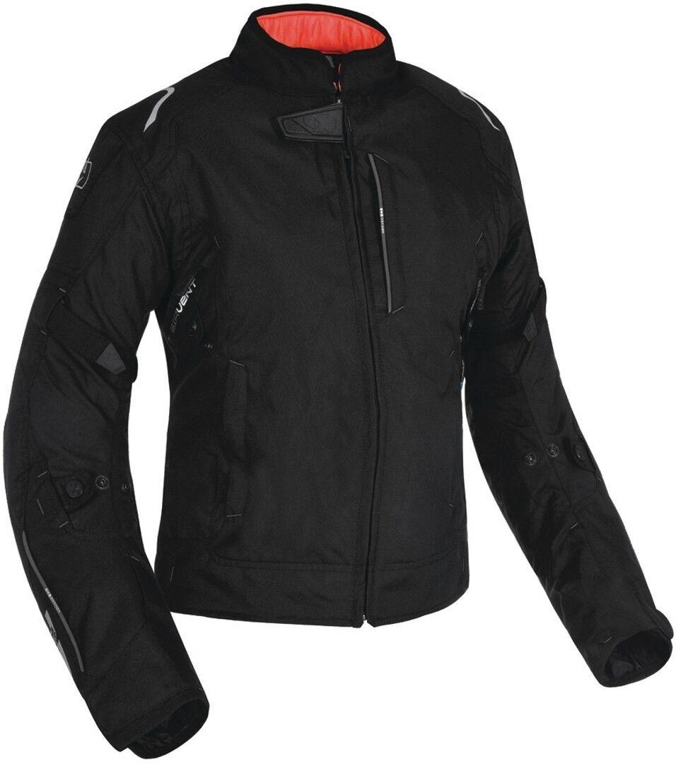 Oxford Girona 1.0 Ladies Motorcycle Textile Jacket Black 3XL