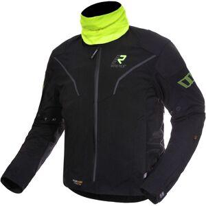 Rukka Elas Motorcycle Textile Jacket Black Yellow 62