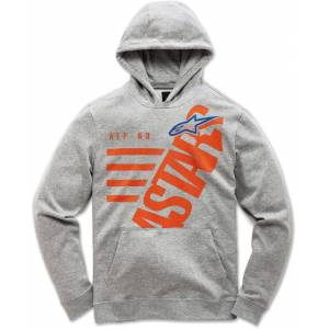 Alpinestars Bigun Fleece Kids Hoodie Grey XS