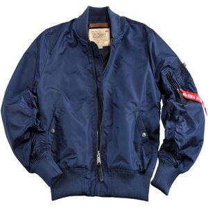 Alpha Industries MA-1 TT Jacket Blue M
