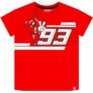 GP-Racing 93 Cartoon Ant Kids T-Shirt  - Size: 10 - 11