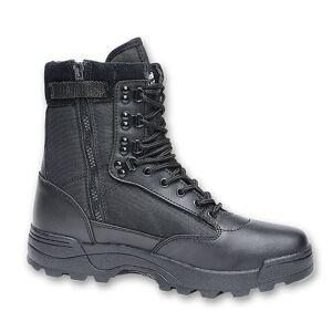 Brandit Zipper Tactical Boots Black 45