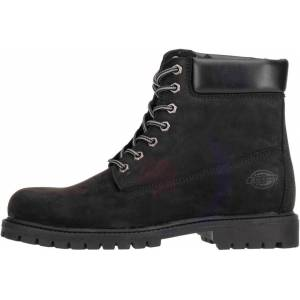 Dickies Fort Worth Boots Black 44