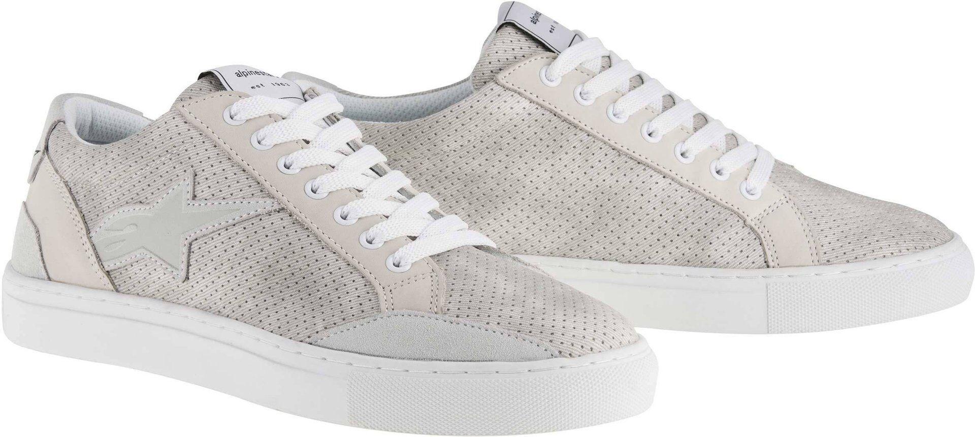 Alpinestars Ace Heritage Shoes White 42