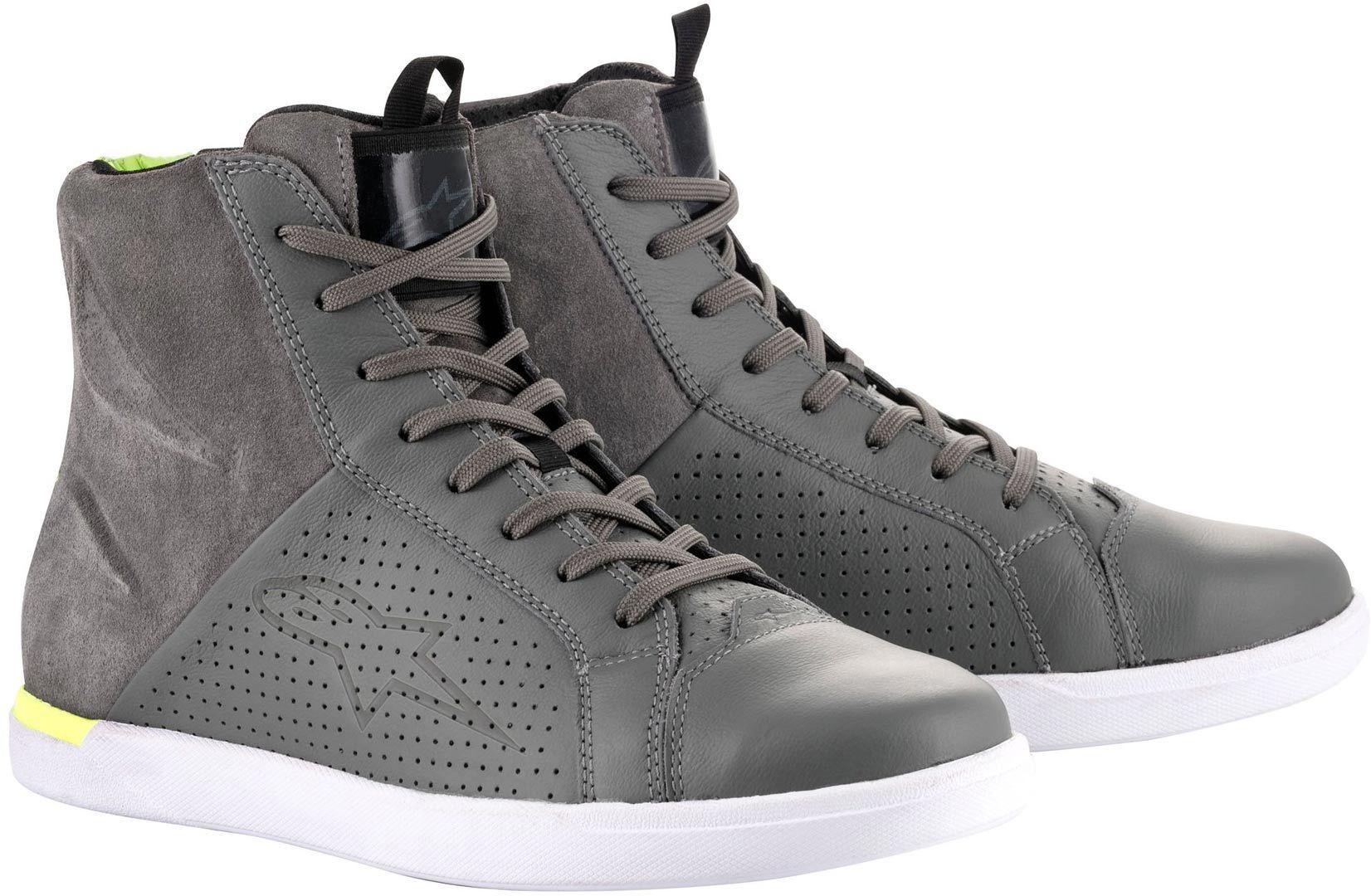 Alpinestars Jam Air Shoes Grey Green 41
