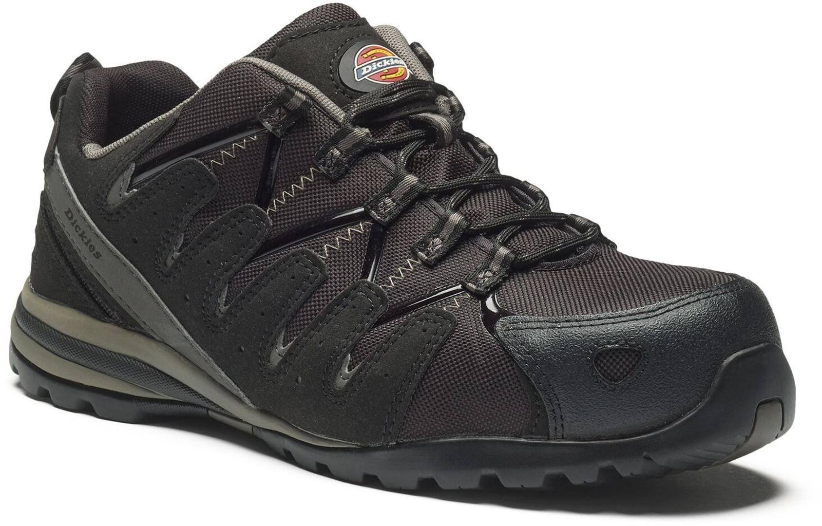 Dickies Workwear Tiber Safety Shoes Black 36