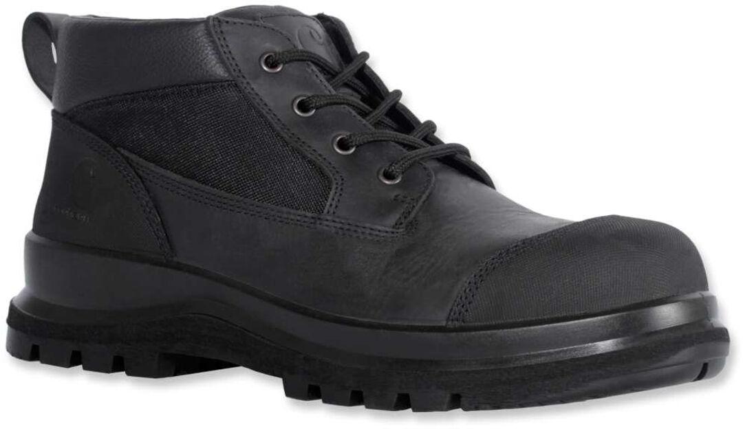 Carhartt Detroit Rugged Flex Chukka S3 Shoes Black 48