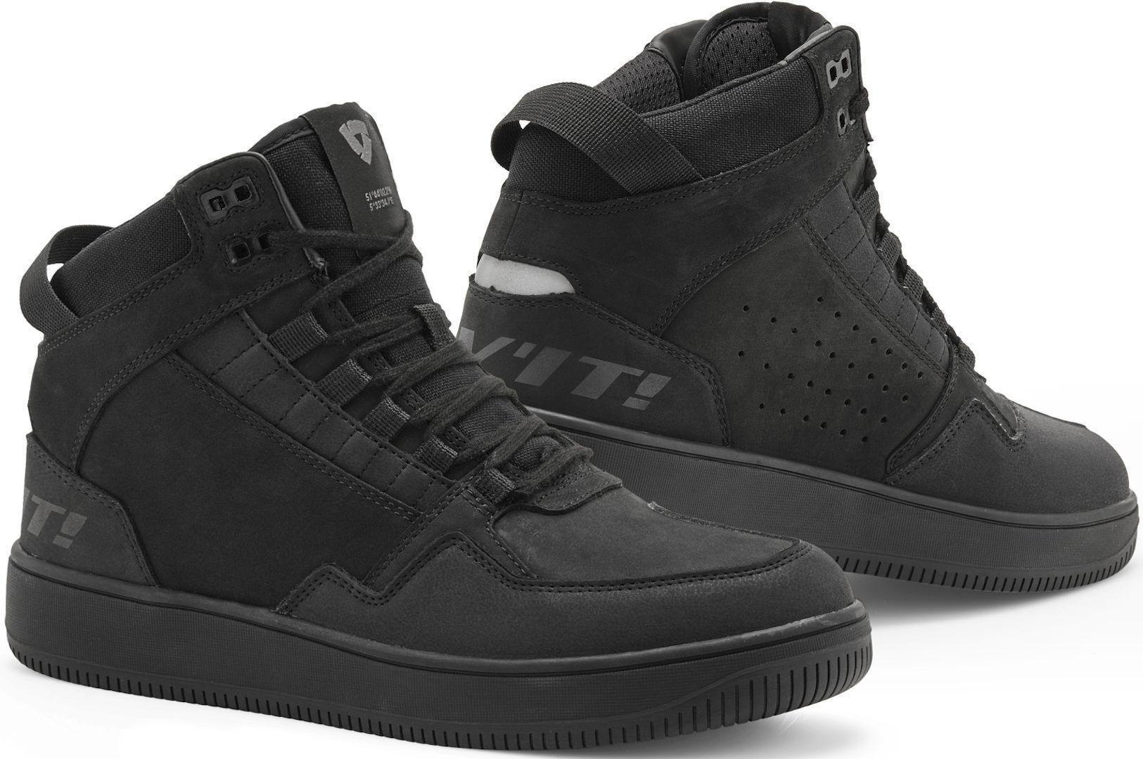 Revit Jefferson Motorcycle Shoes Black 44
