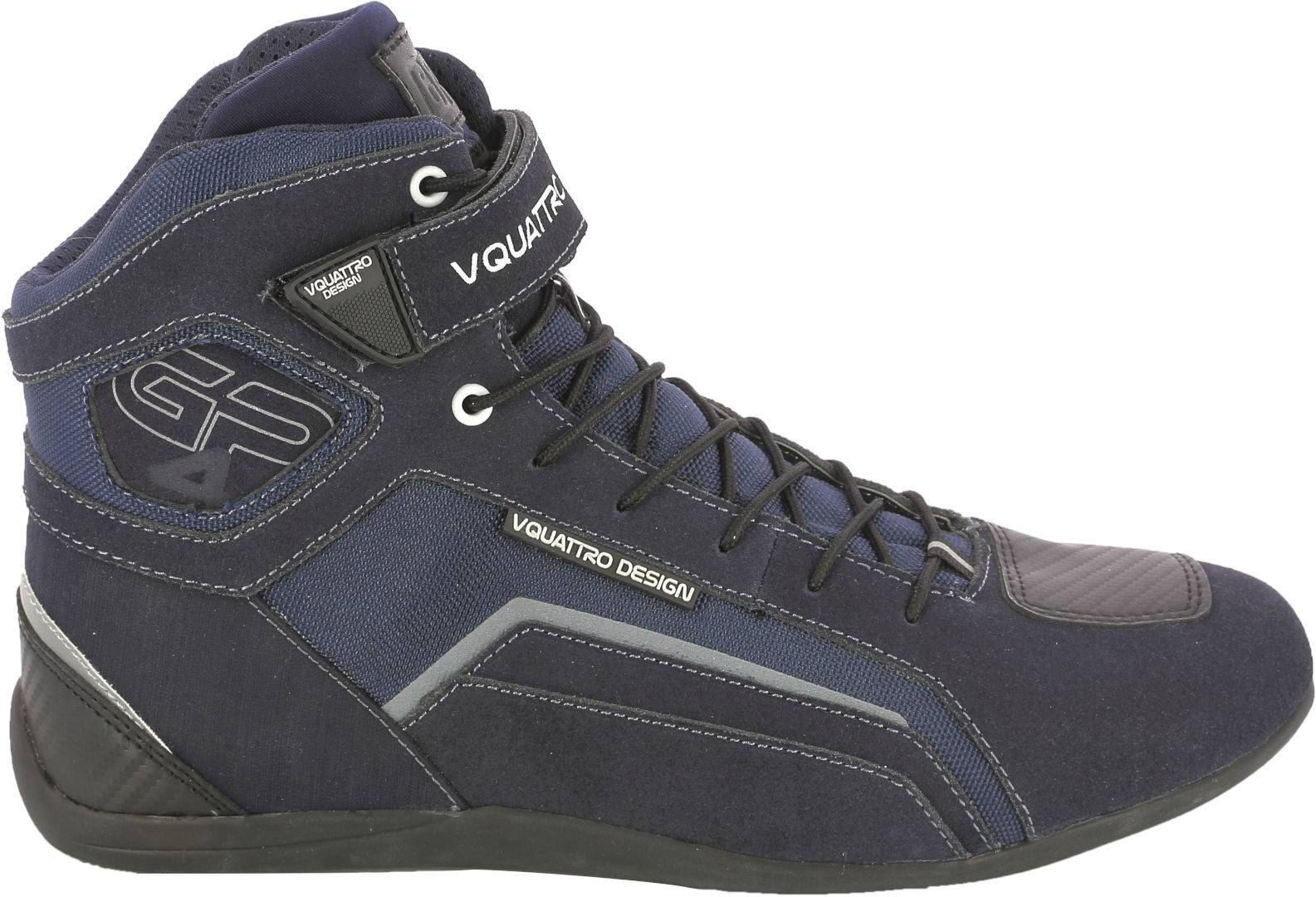 VQuattro GP4 19 Motorcycle Shoes  - Size: 45