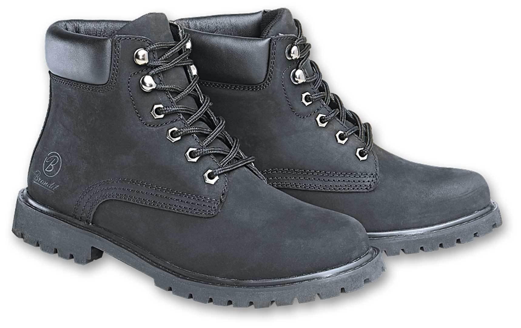 Brandit Kenyon Boots Black 47