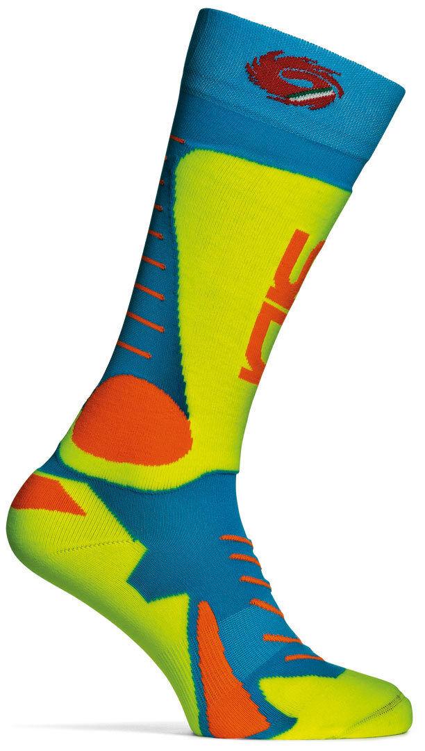 Sidi Tony Socks Blue Yellow 43 44 45 46