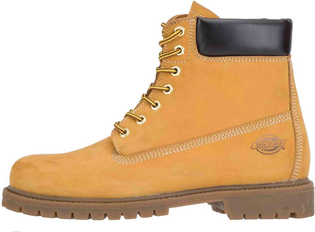 Dickies Fort Worth Boots Beige 42