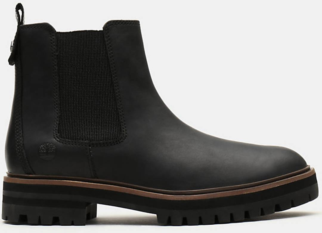 Timberland London Square Chelsea Ladies Boots Black 46