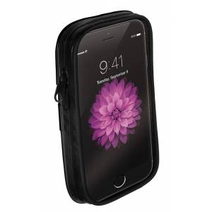 Interphone 4.7 Inch Smartphone Holder - For Tubular Handlebars