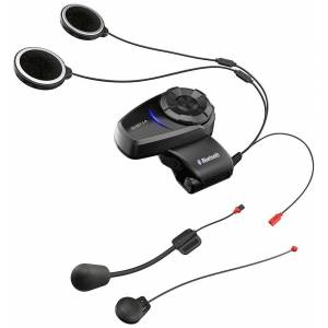 Sena 10S Bluetooth Headset Single Pack Black One Size