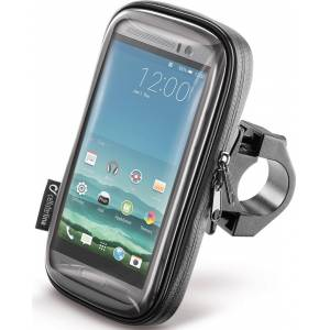 Interphone Unicase Up To 5.2 Inch Mobile Phone Holder Black One Size