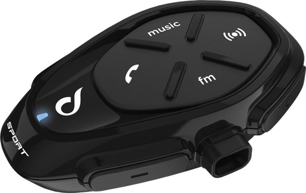 Interphone Sport Bluetooth Single Pack Communication System