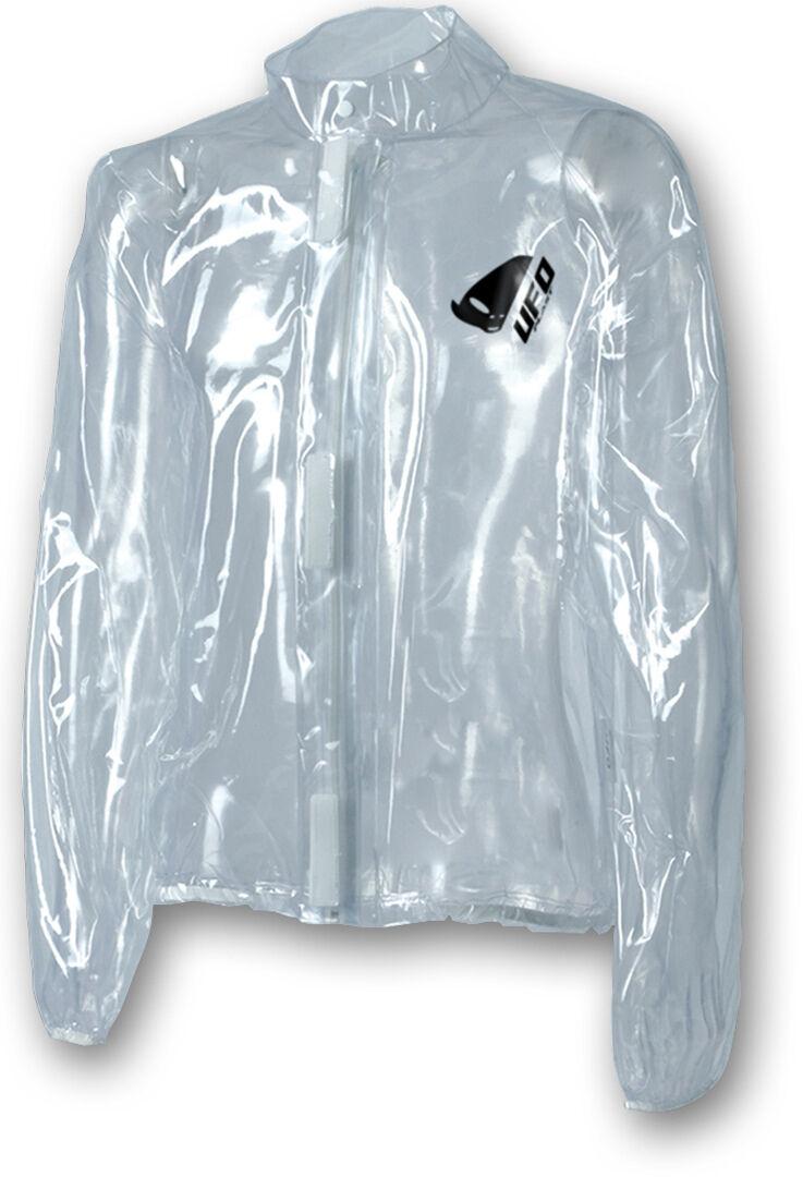 UFO Clear Rainjacket White M