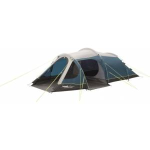 Outwell Earth 3 Tent Grey Blue One Size