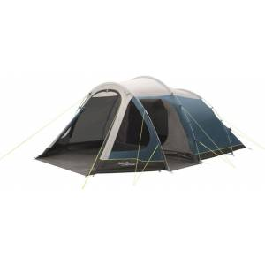 Outwell Earth 5 Tent Grey Blue One Size
