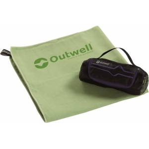 Outwell Micro M Pack Towel Green M