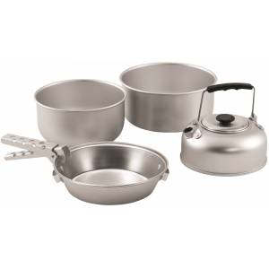 Easy Camp Adventure L Cook Set Silver L