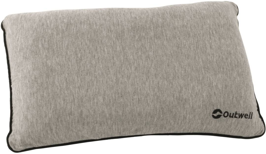 Outwell Memory Pillow Grey One Size