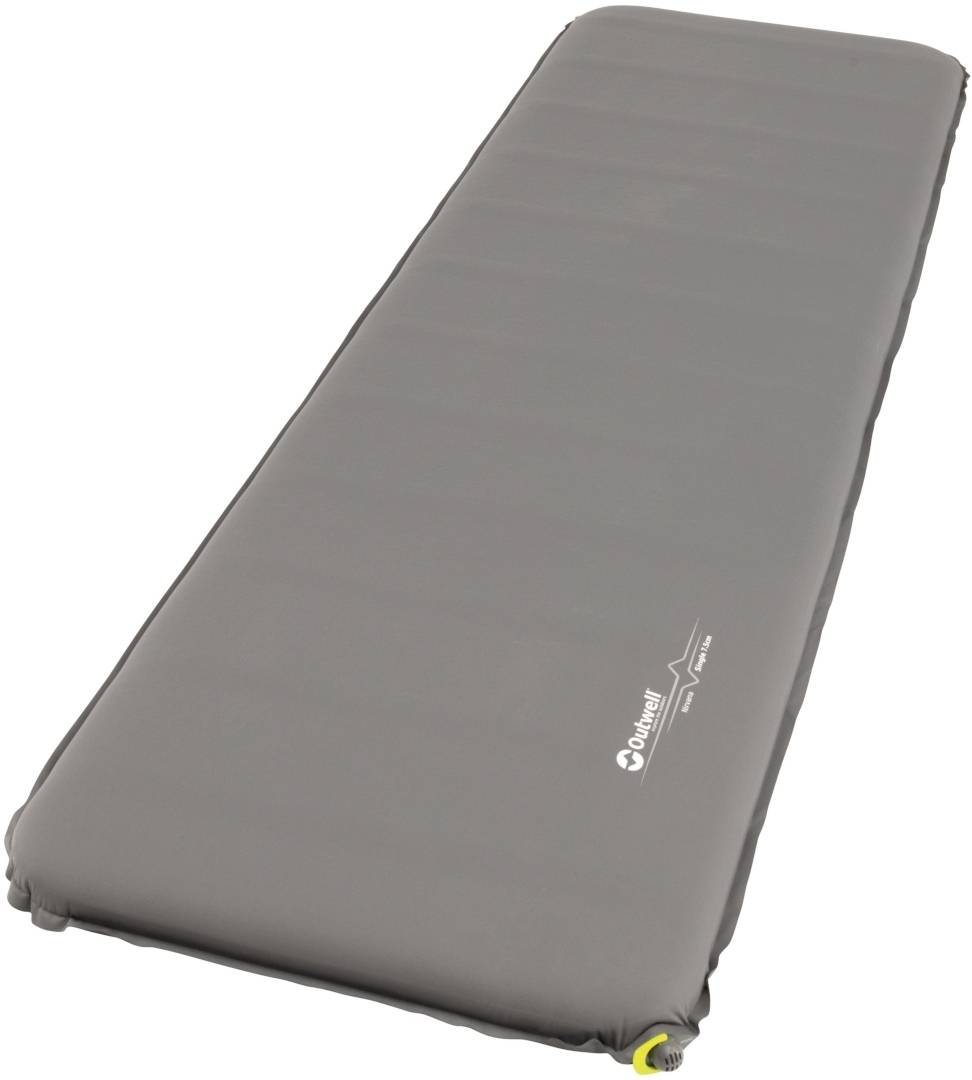 Outwell Nirvana 7.5 Mat Single Grey One Size