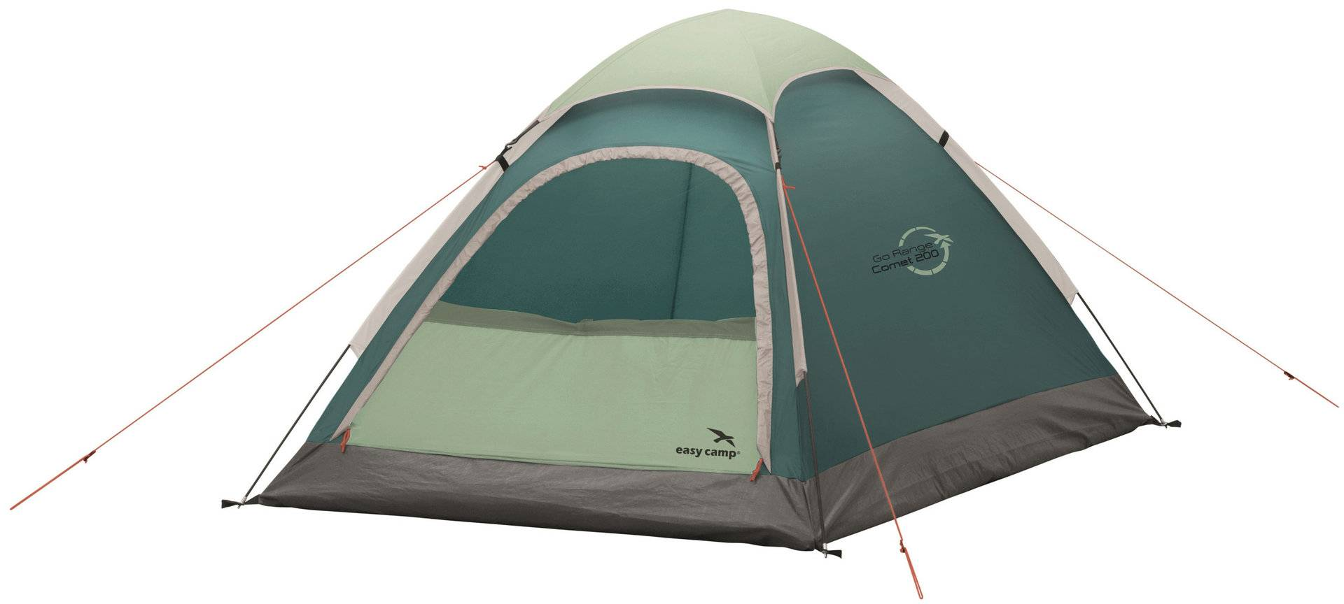 Easy Camp Comet 200 Tent Green One Size