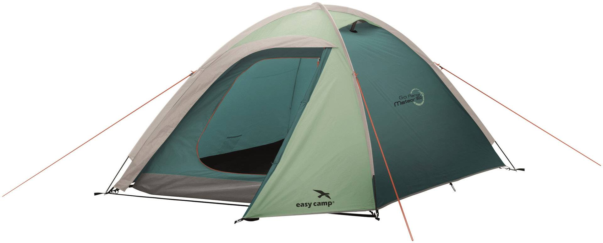 Easy Camp Meteor 300 Tent Green One Size