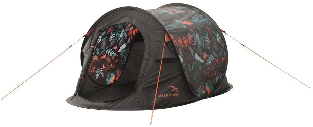 Easy Camp Nighttide Tent Black One Size