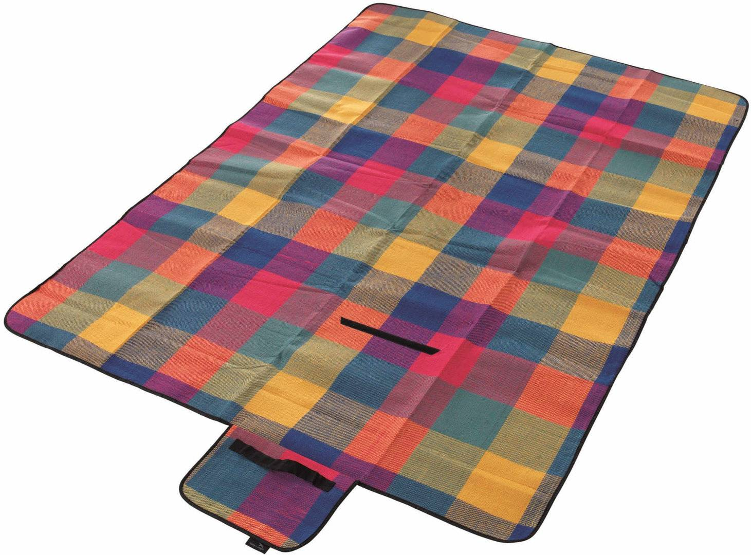 Easy Camp Picnic Rug Red One Size