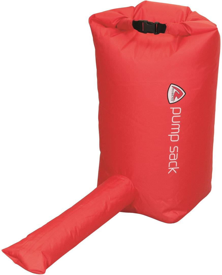 Robens Pump Sack Red One Size