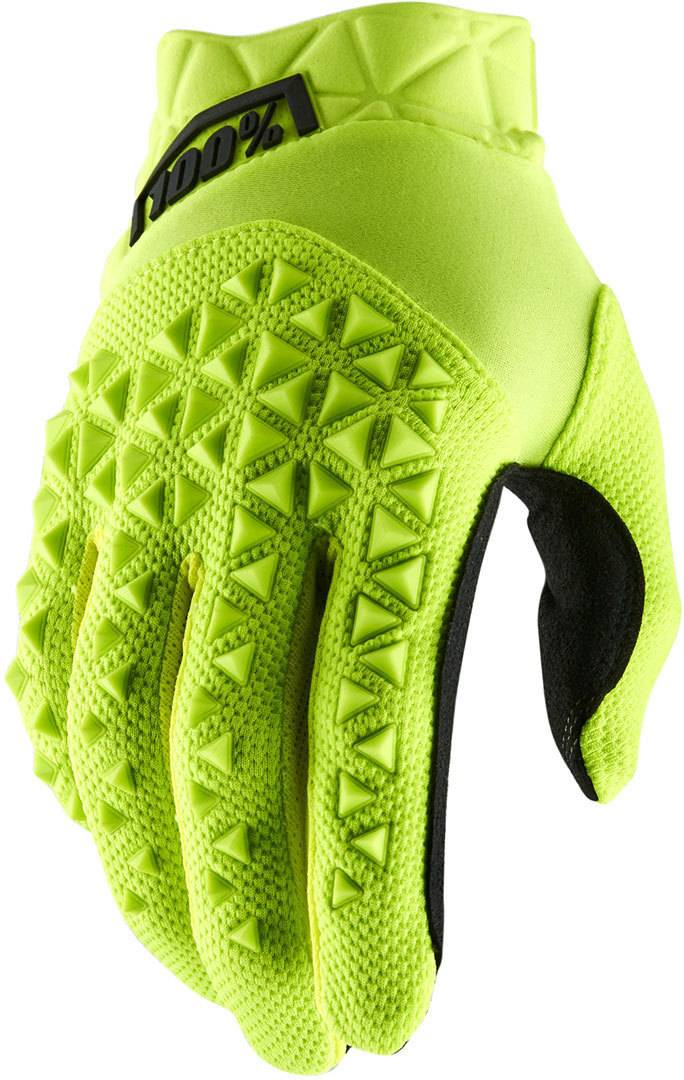 100% Airmatic Gloves  - Size: Large
