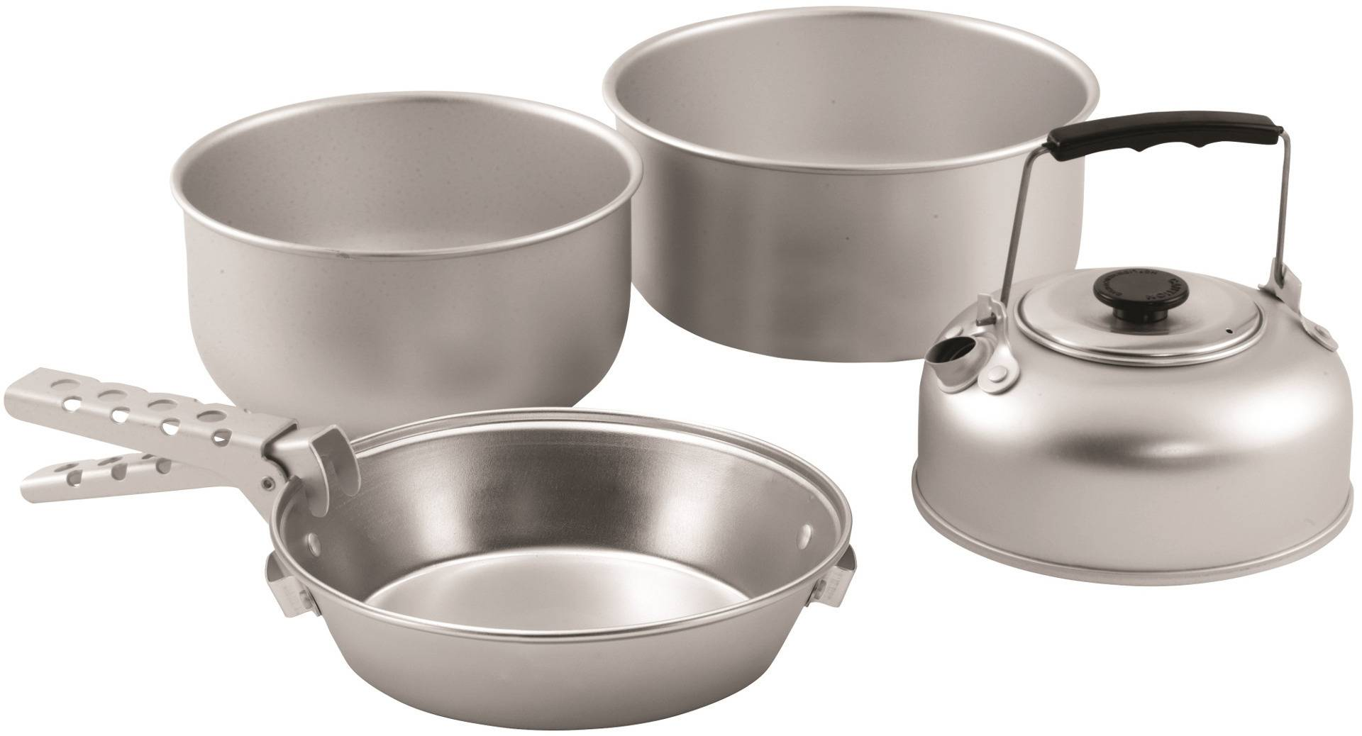 Easy Camp Adventure L Cook Set  - Size: Large