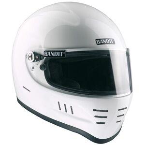 Bandit SA Snell Motorcycle Helmet White 2XL