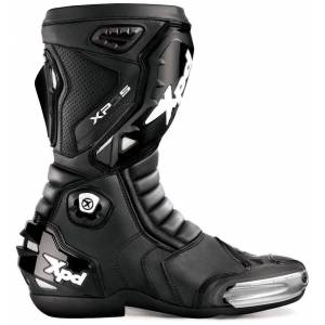 XPD XP3-S Motorcycle Boots Black 42