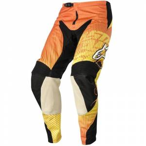 Alpinestars Charger Motocross Pants Orange 32