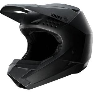 Shift WHIT3 Motocross Helmet Black L