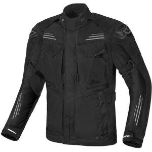 Berik Antaris Waterproof Motorcycle Textile Jacket Black Grey 54