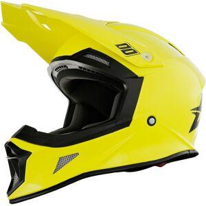 Shot Striker Solid Helmet Yellow XL
